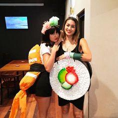 Resultado de imagen de sushi couple costume