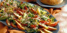 Bacon Pear Salad