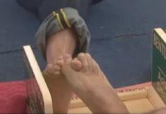 Après le bras de fer, le championnat WTF des doigts de pied