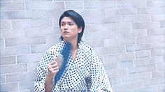 Daisuke Watanabe model (gif)