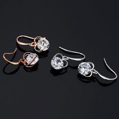 Gold Plated Blue Rhinestone Clip Cuff Earrings For Women Vintage Gifts Fashion Statement Jewelry New Like and Share if you agree! www.lolfashion.ne... #Jewelry #shop #beauty #Woman's fashion #Products