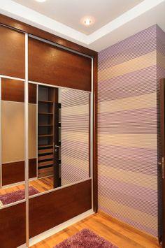 Wardrobe, Penthouse in Belgrade, Serbia
