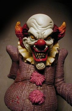I really, really, REALLY hate clowns...and this is why    Cadaver the clown by pinkertonFX on dA
