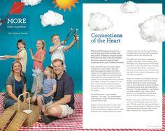 St. Louis Children's Hospital's Annual Report / Healthcare Marketing / Hospital Marketing