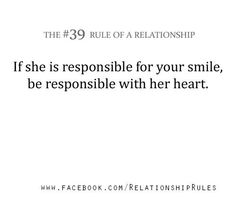 The #39 Rule of a Relationship-why cant guys understand this??