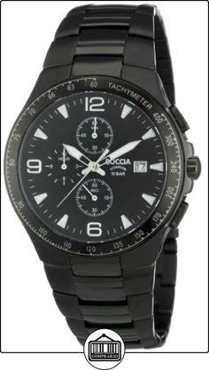 a354e5125d7 Boccia B3773-03 - Reloj de caballero de cuarzo