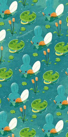 Pokemon Backgrounds, Cool Pokemon Wallpapers, Cute Pokemon Wallpaper, Kawaii Wallpaper, Cute Cartoon Wallpapers, Animes Wallpapers, Wallpaper Backgrounds, Pokemon Life, Fullhd Wallpapers