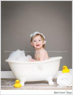 Bath Tub Mini Sessions! www.BrittanyRaePhotography.com
