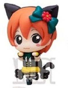 Trading mascot Charm Love Live! separately 4 Hoshizora Rin by Bushiroad * Details can be found by clicking on the image.