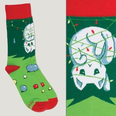 Yule love these cat socks! Get the Meowy Christmas Socks only at TeeTurtle! Cat Lover Gifts, Cat Gifts, Cat Lovers, Christmas Cats, Christmas Stockings, Funny Socks, Gift Guide, Nerdy, Yule