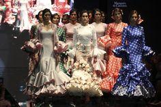 Flamenquis… Es llegar a Simof y respirar moda flamenca. Diferente, nunca me cansaré de repetirlo. Otro concepto. Tengo que decir que, este año, la zo