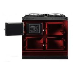 Claret AGA Total Control Range Cooker TC3 Simply a Better Way to Cook