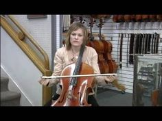 Cello Basics : Cello Bow Parts - YouTube
