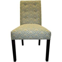 Bring+a+pop+of+pattern+to+your+living+room+seating+group+or+master+suite+with+this+wood-framed+accent+chair,+showcasing+a+tufted+back+and+fan-inspired+motif....