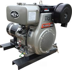 Kubota 4,500 Watt Diesel Generator Small Diesel Generator, Portable Inverter Generator, Pressure Pump, Kubota, Generators, Diesel Engine, Gain Muscle, Tools, Shop