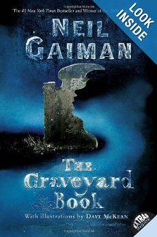 Amazon.com: The Graveyard Book