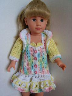 Ravelry: 18' Gotz Dolls.