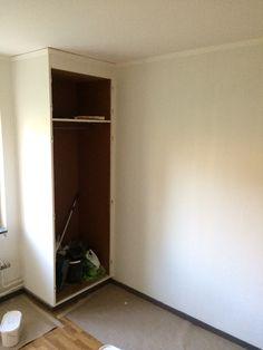 Renovering lägenhet · Sovrummet efter en färdigstrykning 1065e8e9e45ed