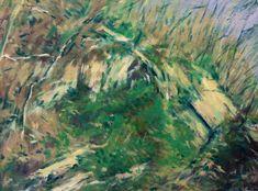 Mountains, Nature, Travel, Painting, Art, Landscapes, Kunst, Art Background, Naturaleza