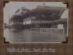 Walker S Hotel South Grafton Picture State Library Of Victoria
