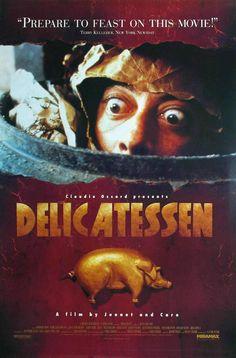 Delicatessen - film 1990 - Fan de Cinéma