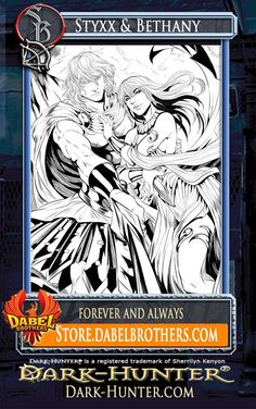 (Dark-Hunter series)
