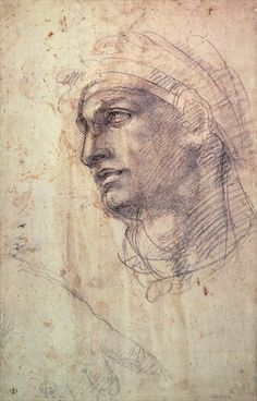 Michelangelo Sistine Chapel, drapery study for the Erythraean Sibyl ca. drawing British Museum Michelangelo, in the approve. Michelangelo, Life Drawing, Figure Drawing, Painting & Drawing, Cave Painting, Renaissance Kunst, Renaissance Artists, Italian Renaissance, Drawing Studies