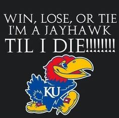 Jayhawks lost, 79 to 82. Despite this, the Jayhawks still sit atop of the Big 12. #goingfor14