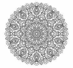 Mandalas to Color - Intricate Mandala Coloring Pages: Advanced Designs (Mandala Coloring Books) (Volume Blank Coloring Pages, Abstract Coloring Pages, Pattern Coloring Pages, Mandala Coloring Pages, Coloring Books, Coloring Sheets, Mandala Pattern, Mandala Design, Mandala Art