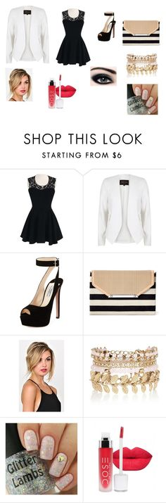 """""""date night"""" by kirahj28 on Polyvore featuring River Island, Prada and Stella & Dot"""