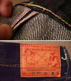 <> samurai jeans