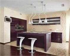 Moderne-küchenmöbel