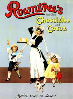 Rowntrees Chocolates and Cocoa