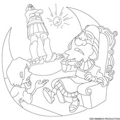 Bible Coloring Pages for Joseph Joseph in the Bible for