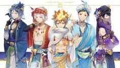 [KHR] Arcobaleno or Vongola? Mafia, Reborn Katekyo Hitman, Hitman Reborn, Anime Guys, Manga Anime, Anime Art, Reborn Anime, Gekkan Shoujo, Pirate Life
