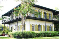 Key West Florida Hemmingway's House