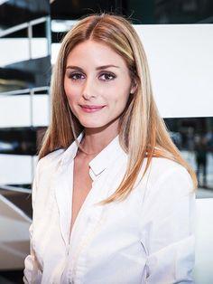 Olivia Palermo in a Crisp, White Shirt