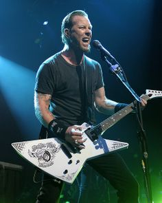 Metallica... My favorite band of all time.