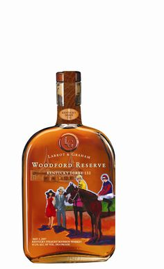 Woodford Reserve & Keeneland go hand in hand