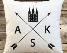 2017 Mutual Theme Pillow James 1:5-6 pillow case by AnnieNetLane