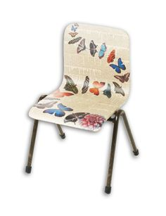 Child's Butterfly Chair