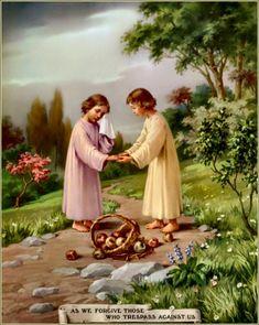 hetkatholiekegeloof - Het Onze Vader.