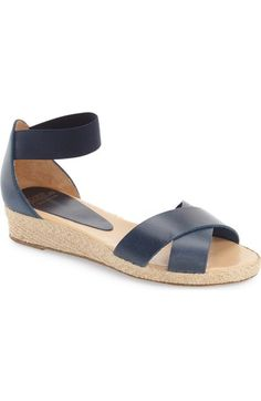 André Assous 'Derina' Ankle Strap Espadrille Sandal (Women) available at #Nordstrom