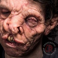 prorenfxCLOSEUP Makeup by Mike Marino @prorenfx and Mike Fontaine @mikefontaine