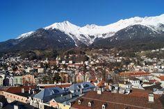 Innsbruck, Austria Innsbruck, Austria, Mount Everest, Dolores Park, Mountains, Nature, Travel, Naturaleza, Viajes