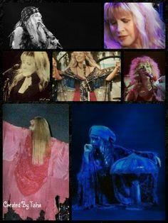 Stevie Nicks Collage Created By Tisha 07/11/15