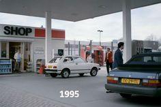 Leuke reclame van Toyota, waarin een man het al sinds de seventies overleeft met zijn Starletje en 'm uiteindelijk wil inruilen voor een Aygo. 't Is altijd fijn als een importeur zijn nek uitsteekt en zelf een reclame produceert voor de Nederlandse markt. Doorgaans doen we het met promofilmpjes waar de auto's op hun mooist door een virtueel landschapje rijden en worden besloten met een of andere doodgeslagen payoff.  Bij de commercial is aan alles gedacht: kleding, haarstijlen en ...
