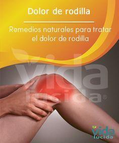 Remedios naturales para tratar el dolor de rodilla de manera rápida y efectiva.