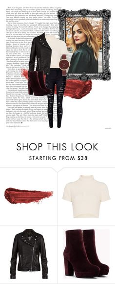 """"""":)"""" by thyramorton on Polyvore featuring By Terry, Staud, SET and Nine West"""