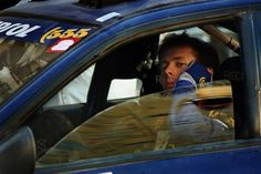 Colin Steele McRae, MBE (5 August 1968 – 15 September 2007) was a British rally driver from Scotland.